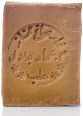 Aleppo Seife 40% Lorbeeröl 60% Olivenöl nährend & rückfettend Naturseife für Körper, Gesicht, Haare, 1x200g